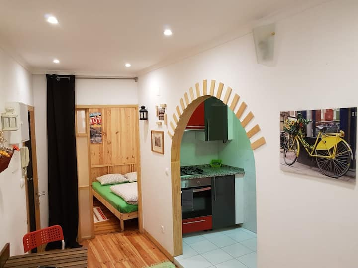 Traditional flat near São Jorge Castle, Alfama ♡