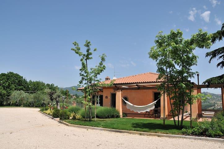 Dormine in una oasi di pace in Umbria - Bivio Pozzo - 公寓