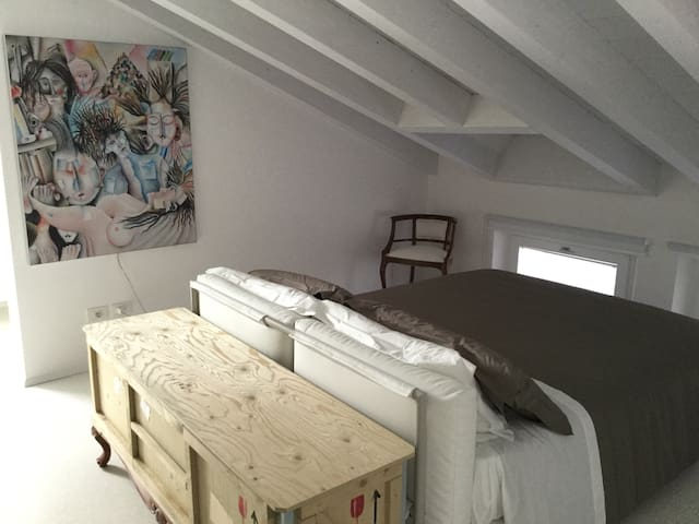 "B@B""ledueporte ""Camera Beauty - Mantova - Bed & Breakfast"