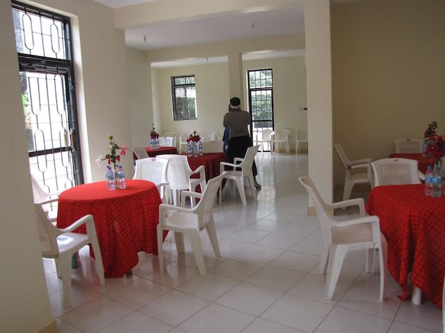 Monduli Lutheran Youth Hostel