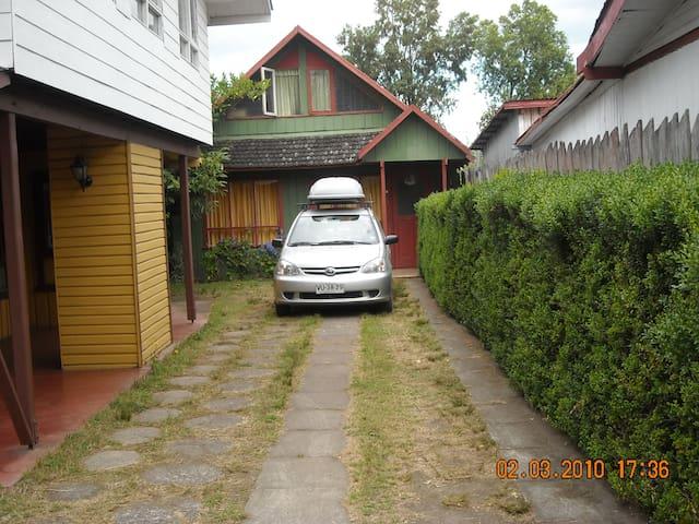 Comoda y amplia casa en Lican Ray - Villarica - House