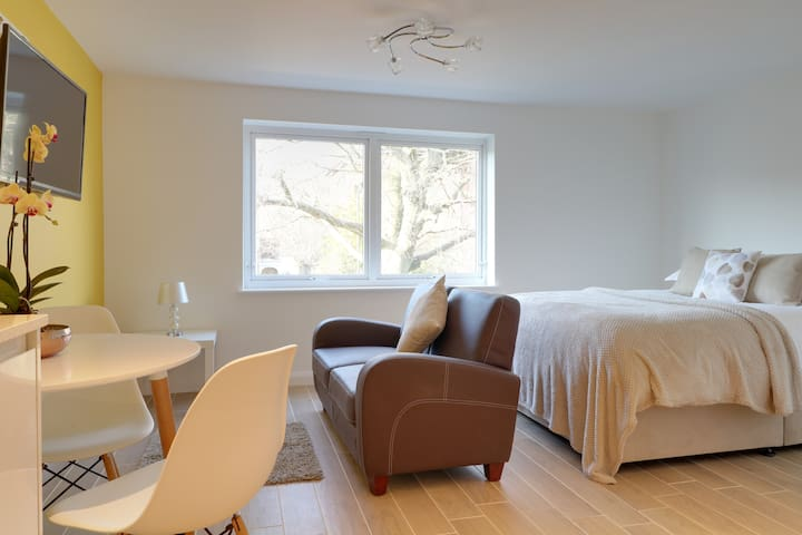 Bright and Cheerful Studio Apartment 12 in Clifton