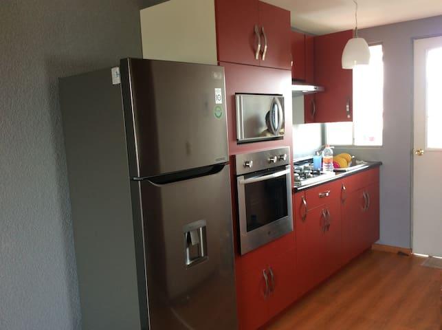 Habitación  en casa - Ojo de Agua - Condominium