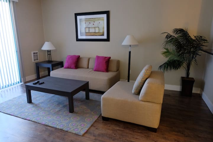 Spacious Fully Furnished One Bedroom Apartment