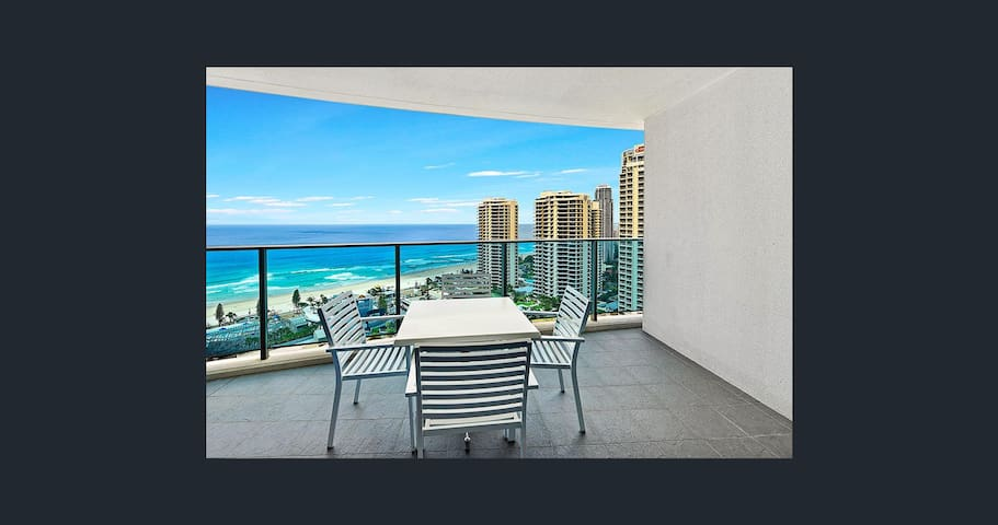 H Luxury Ocean Beachview 2 Bedroom Apartment