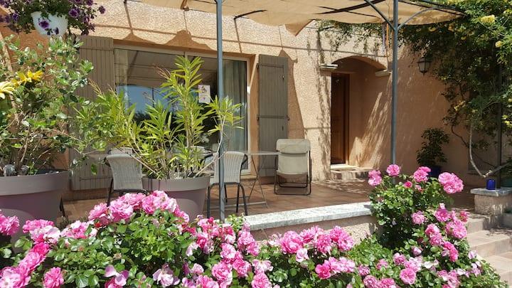Maison avec picine en Provence 110m2