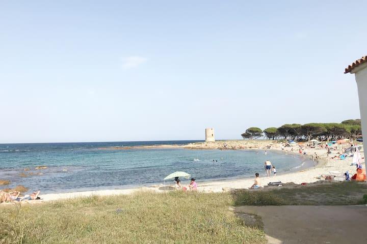 Grazioso monolocale sulla spiaggia