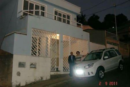 Alugo apartamento com Wi-fi - Matias Barbosa, Minas Gerais, BR - 公寓