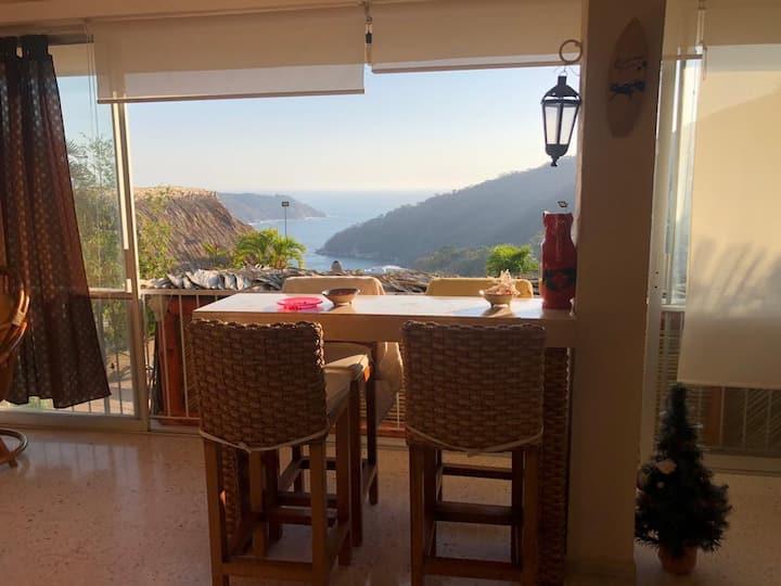 Para soñar la vida abre los ojos ven acapulco !!!!