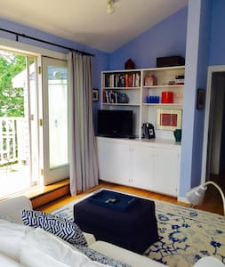 Tranquil Treetop Loft - Boston - Appartamento