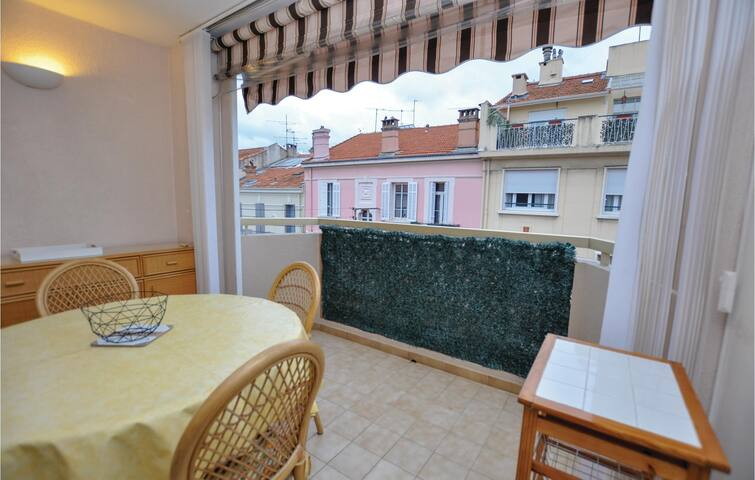 Holiday apartment with 1 room on 36 m² FCA694