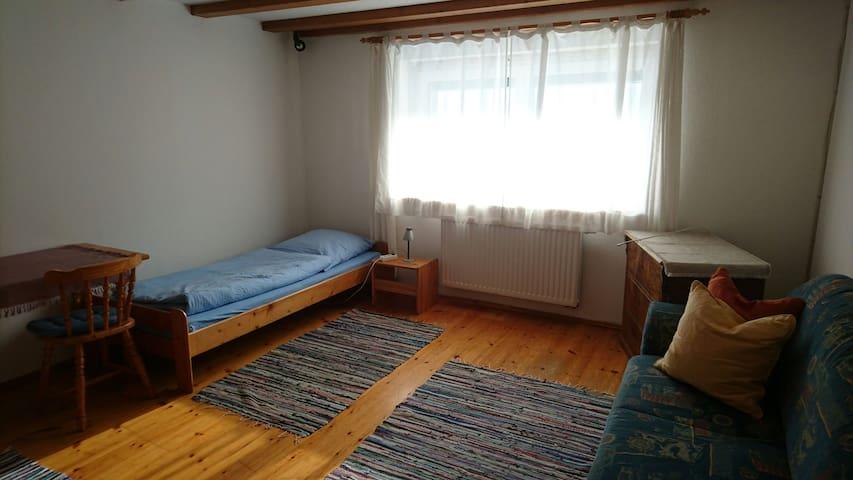 Privatzimmer - Argenbühl - House
