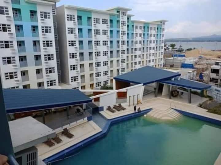 Brand New unit overlooking Samal Ocean View