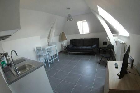 Studio confort et charme Autun plein-centre - Autun - Appartamento