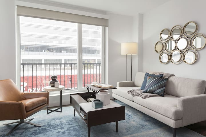 Well-equipped apartment home | Studio in Boston