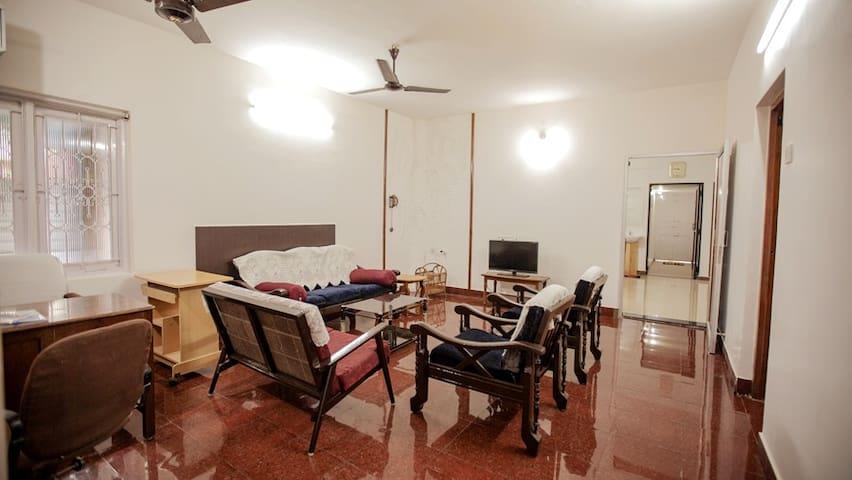 Your Home Here @ Anna Nagar Chennai.