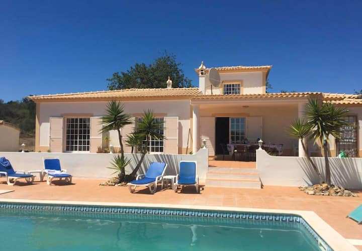 Beautiful Villa in the Algarve