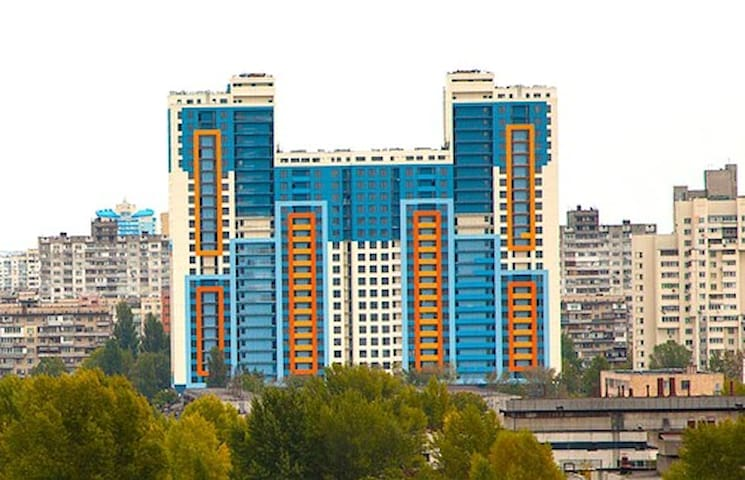 apartment for the Champions League final in Kiev