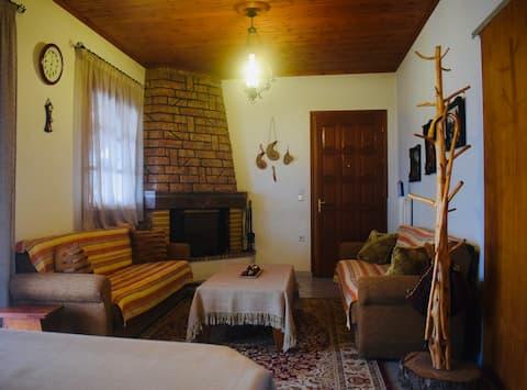 Souvala maison d'invité traditionnelle