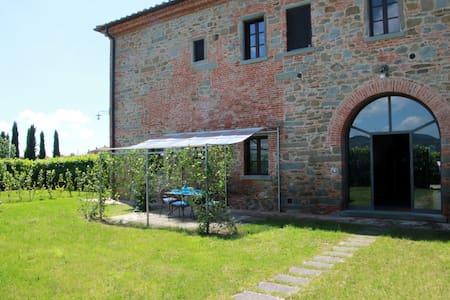 Gli Oleandri 1- Tipico Casale Toscano con Piscina - Cortona