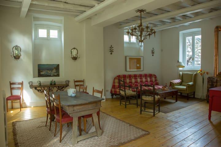 Charming cottage  Villa Erba's Park - Cernobbio - Huis