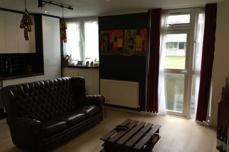 1 BED/2 PERSON CENTRAL LONDON BRIDGE/BOROUGH FLAT - Pis