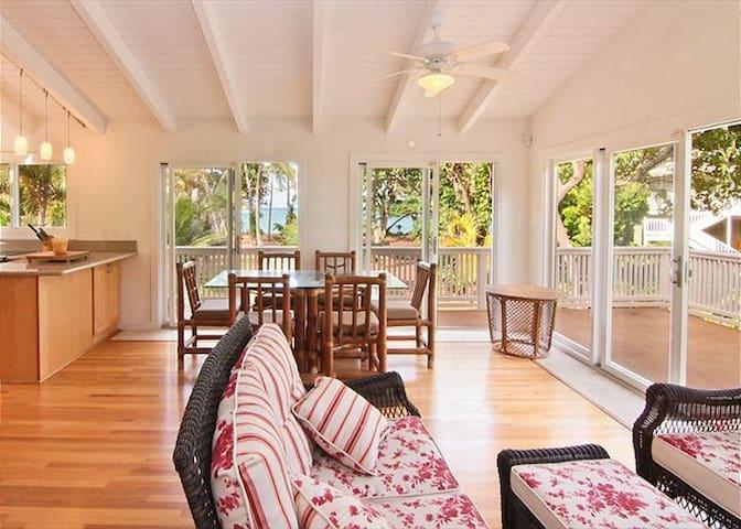 Moloa'a Bay Cottage - Kilauea - Lejlighed