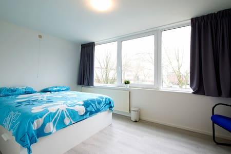 A-Private room 5min RUG/Hanze/centr - Apartemen