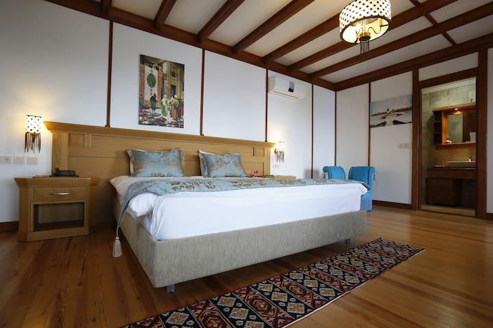 Zakros Hotel Lykia // Superior Room