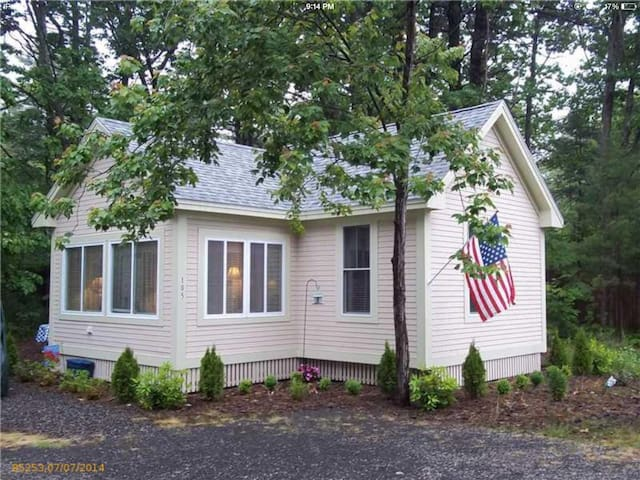 Relaxing cottage in private woodsy setting – Golf Cart Included