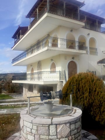 Villa Dimitra - Petalidi - Dom