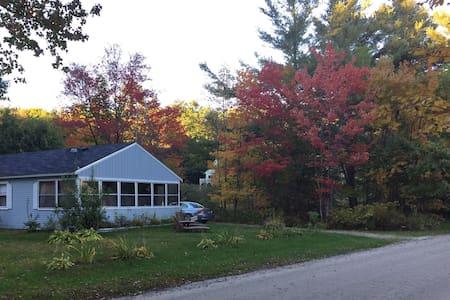 Camp -Granite Lake, Munsonville, NH - Huis