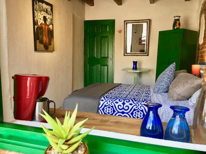 GREEN Apartamento/TERRAZA/Relax&Romance/CENTRO