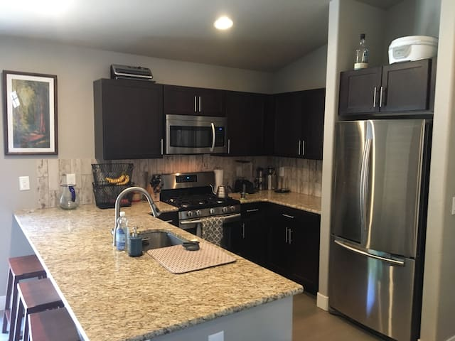 Amazing downtown apt in the heart of CO Springs