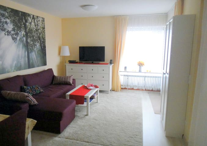 Home, sweet home - small, but nice! - Erding - Appartement
