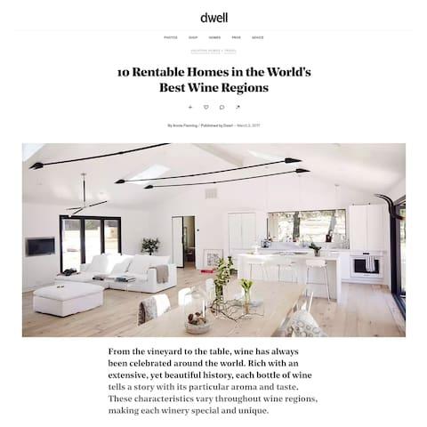 Dwell magazine feature