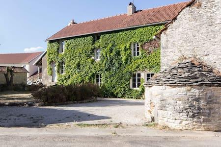L'Herbépine - gîte - Sacquenay - Huis