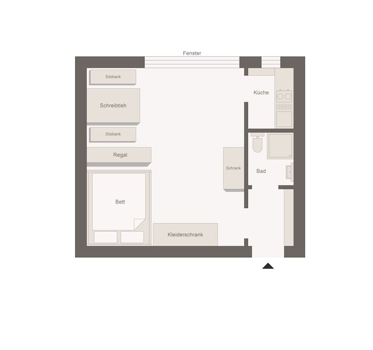 Grundriss/ Floor plan