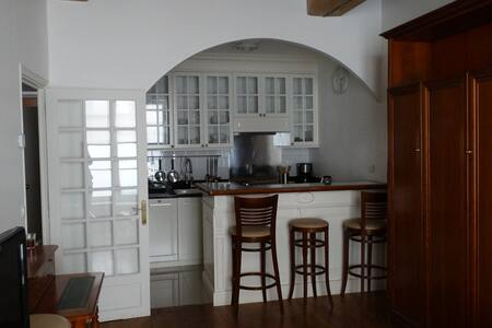 Lovely apartment in La Croix Rousse District, Lyon