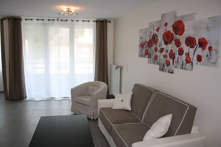Elena Appartement Suite Luxembourg Ville - Luxembourg - Huoneisto