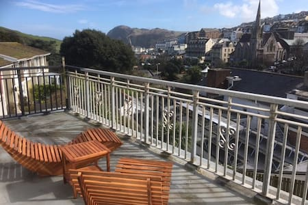 One bed Appartment panoramic views over Ilfracombe - Ilfracombe - Wohnung