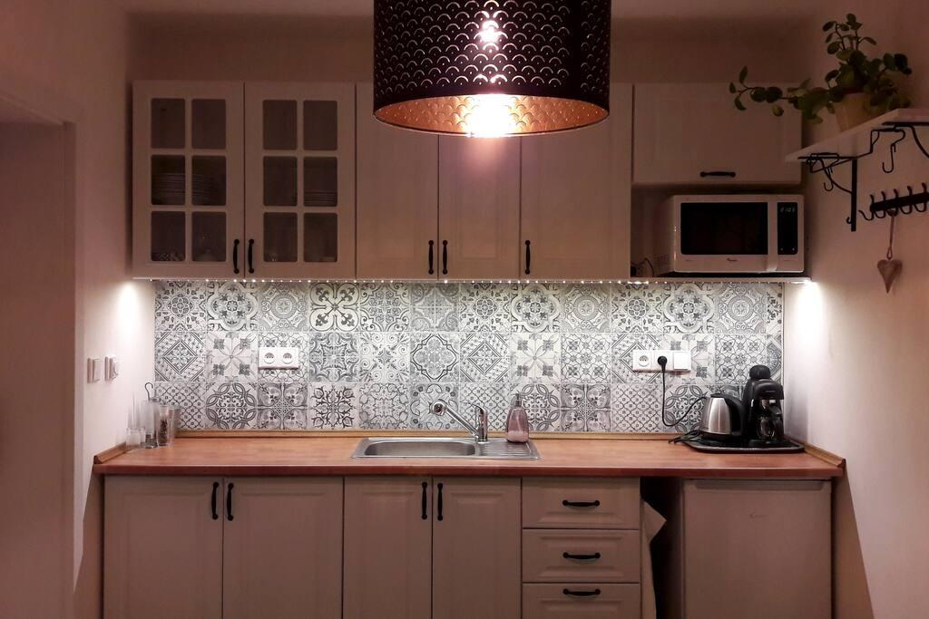 Kitchen / Kuchyňka