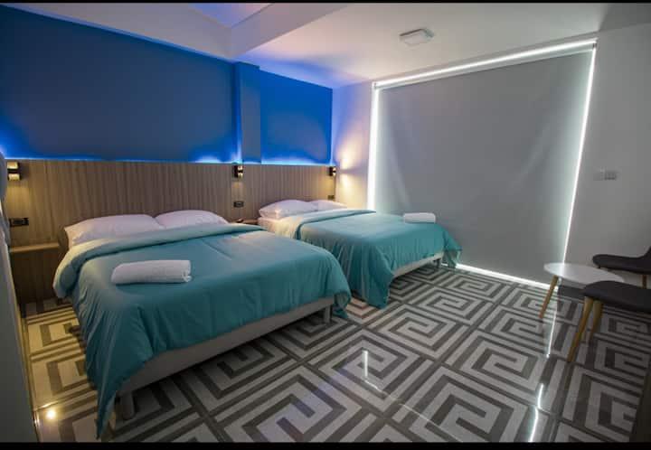 PARIS.HOTEL , dos mundos en un mismo lugar.