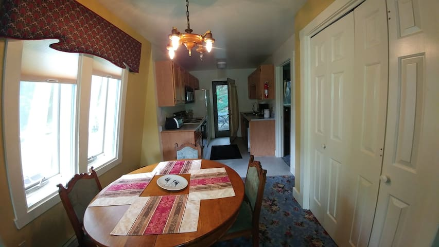 2 Bedroom Carriage House Suite
