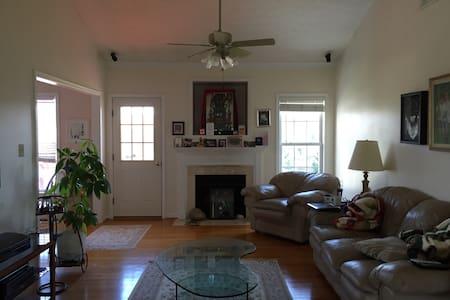 Beautiful single family house with a nice yard - Casa