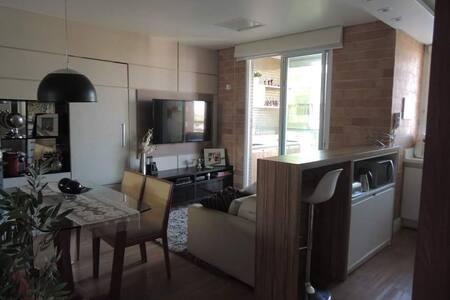 Apartamento mobiliado no coração do Guará II - Guara II