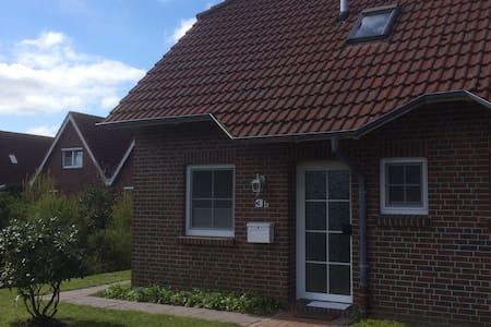 Ferienhaus Silbermöwe in Greetsiel - Krummhörn - Casa