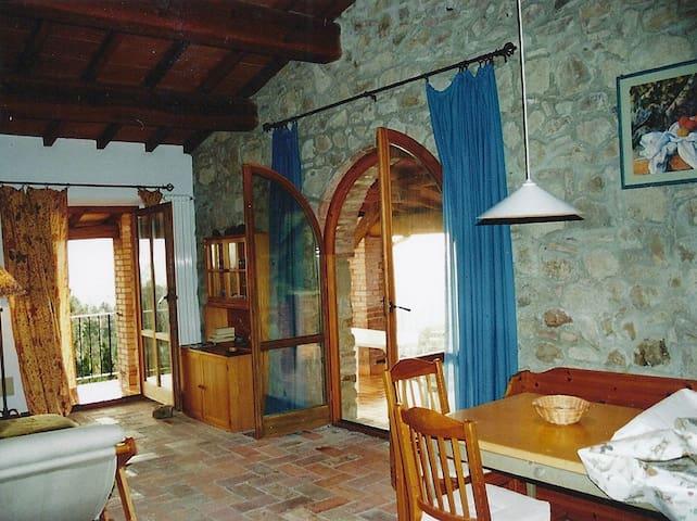 Landhaus Ginepro Rosso - Oliva - Naturparadies