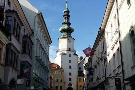 Apartment Alena-Old center city - Bratislava