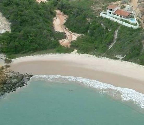 Casa em Tabatinga com acesso privativo à praia - Jacumã - Casa